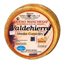 QUESO MANCHEGO VALDEHIERRO...